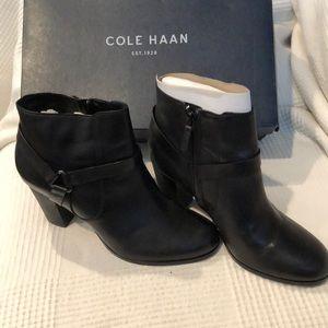 Come Hann heeled Booties
